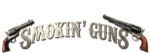 Smokin' Guns - Western FPS Site Banner